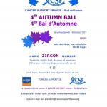 4th CSF Autumn Ball, Bages